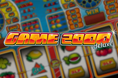 Game2000 deluxe