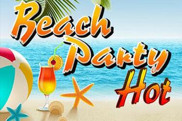 Beach party hot