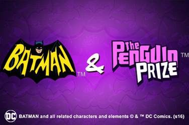 Batman & The Penguin Prize
